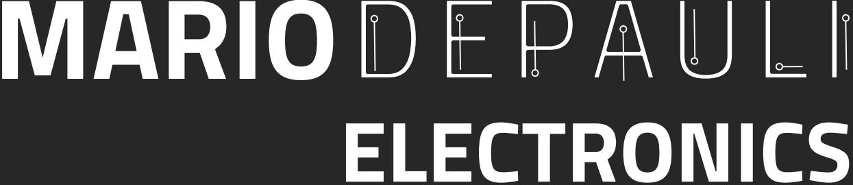 MARIO DEPAULI ELECTRONICS
